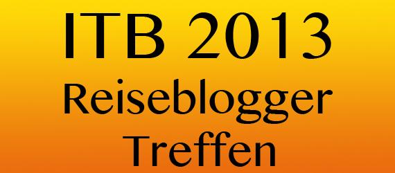 ITB Reiseblogger Treffen