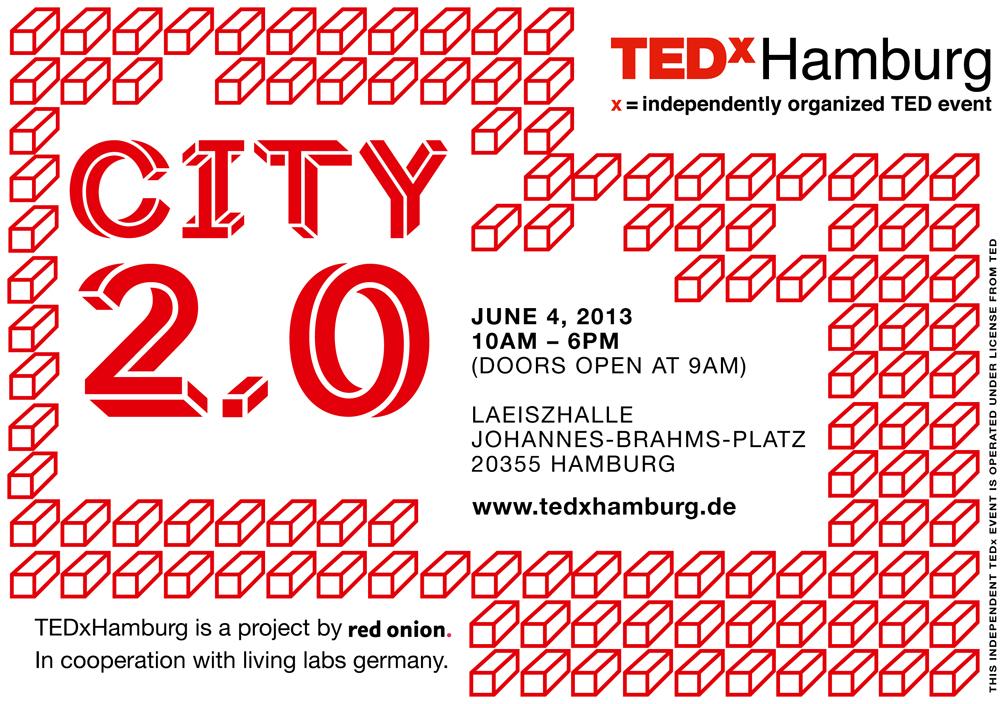 TEDxHamburg: City 2.0