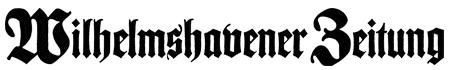 Logo Wilhelmshavener Zeitung