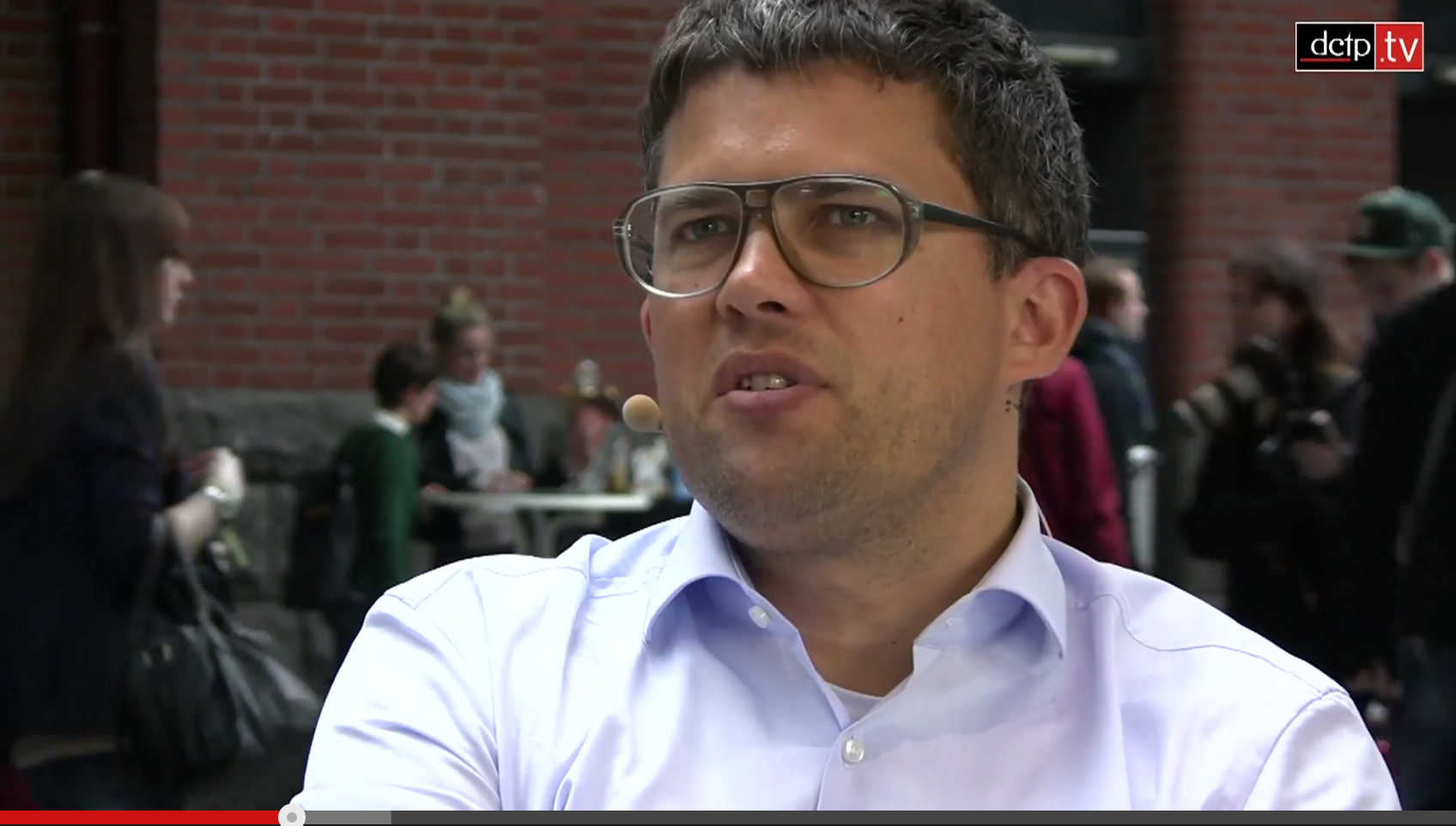 re:publica 2014 – Rückschau: Auf dem Interview-Grill
