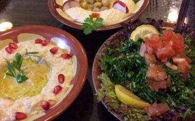 Lecker Essen: Mit Melanie und Daniel in Beirut