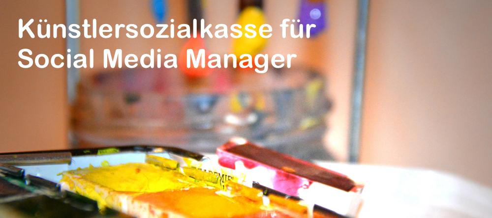 SMWHH-Nachlese: Künstlersozialkasse für Social Media Manager