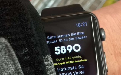 Netto-App jo, Apple Watch no