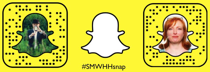 SMWHH-Nachlese: Snapchat für Erwachsene